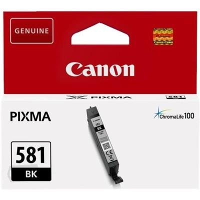 Tusz Oryginalny Canon CLI-581 BK (2106C001) (Czarny Foto) - DARMOWA DOSTAWA w 24h