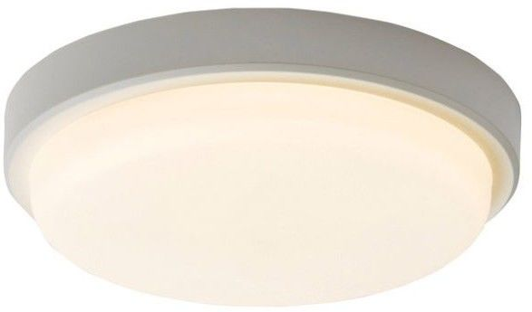 Plafon LED Colours Davenport 4000 K 18 cm biały