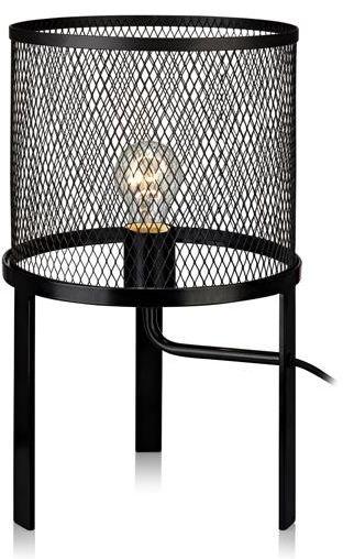Lampa stołowa GRID czarna 106055 - Markslojd  Napisz lub Zadzwoń - Otrzymasz kupon zniżkowy