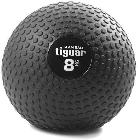 Piłka slam ball 8kg tiguar