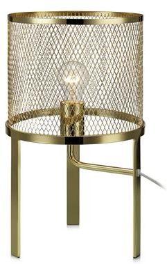 Lampa stołowa GRID mosiądz 106056 - Markslojd  Napisz lub Zadzwoń - Otrzymasz kupon zniżkowy