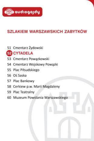 Cytadela. Szlakiem warszawskich zabytków - Ebook.