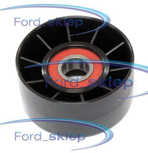 koło pośrednie paska napędowego alternatora Ford - 2.4 TDDI/TDCI
