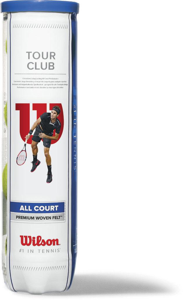 Wilson Tour Club (4 szt.)