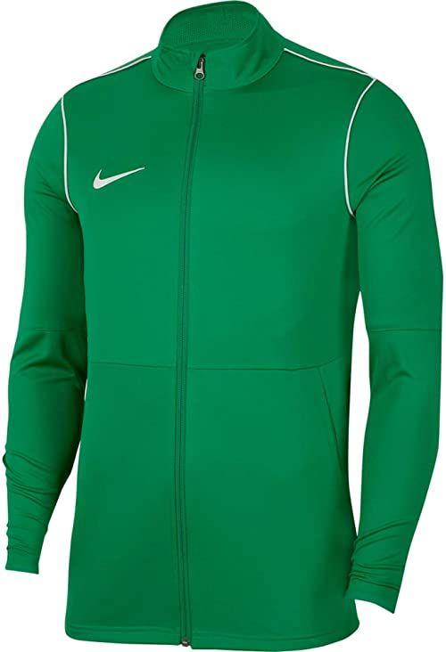 Nike Męska kurtka dresowa Park20 Zielony sosnowy / biały/(biały) M