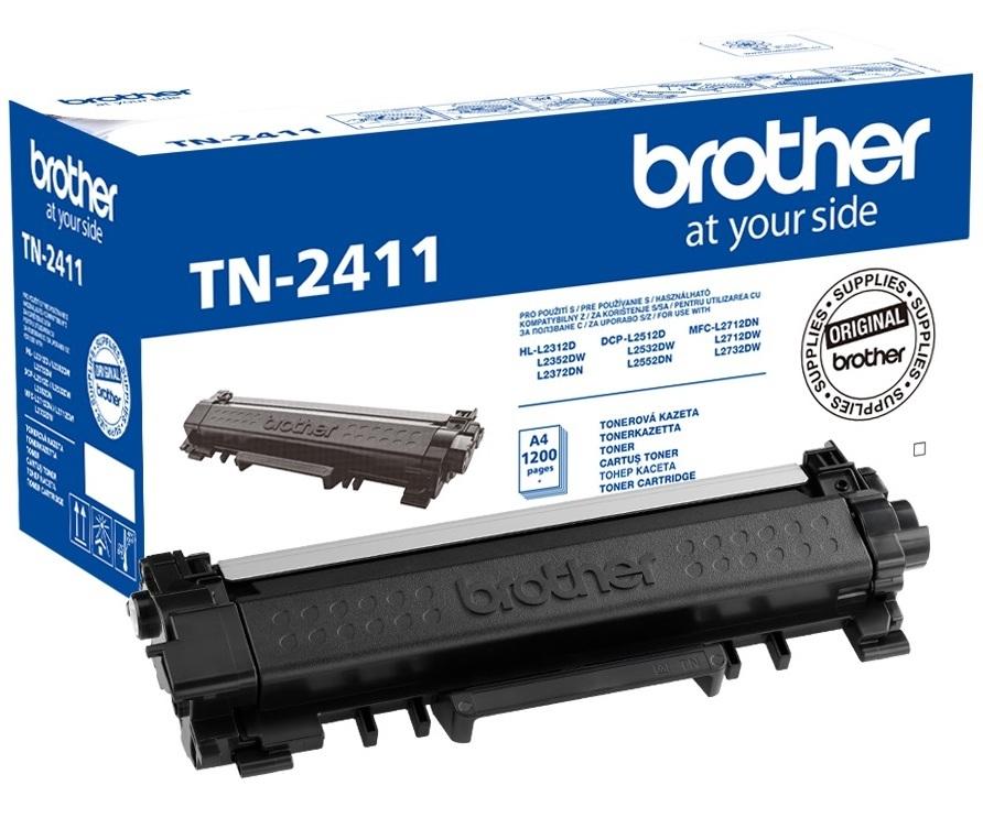 Toner BROTHER TN2411 Czarny DARMOWY TRANSPORT!