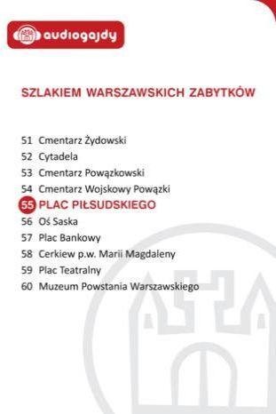 Plac Piłsudskiego. Szlakiem warszawskich zabytków - Ebook.