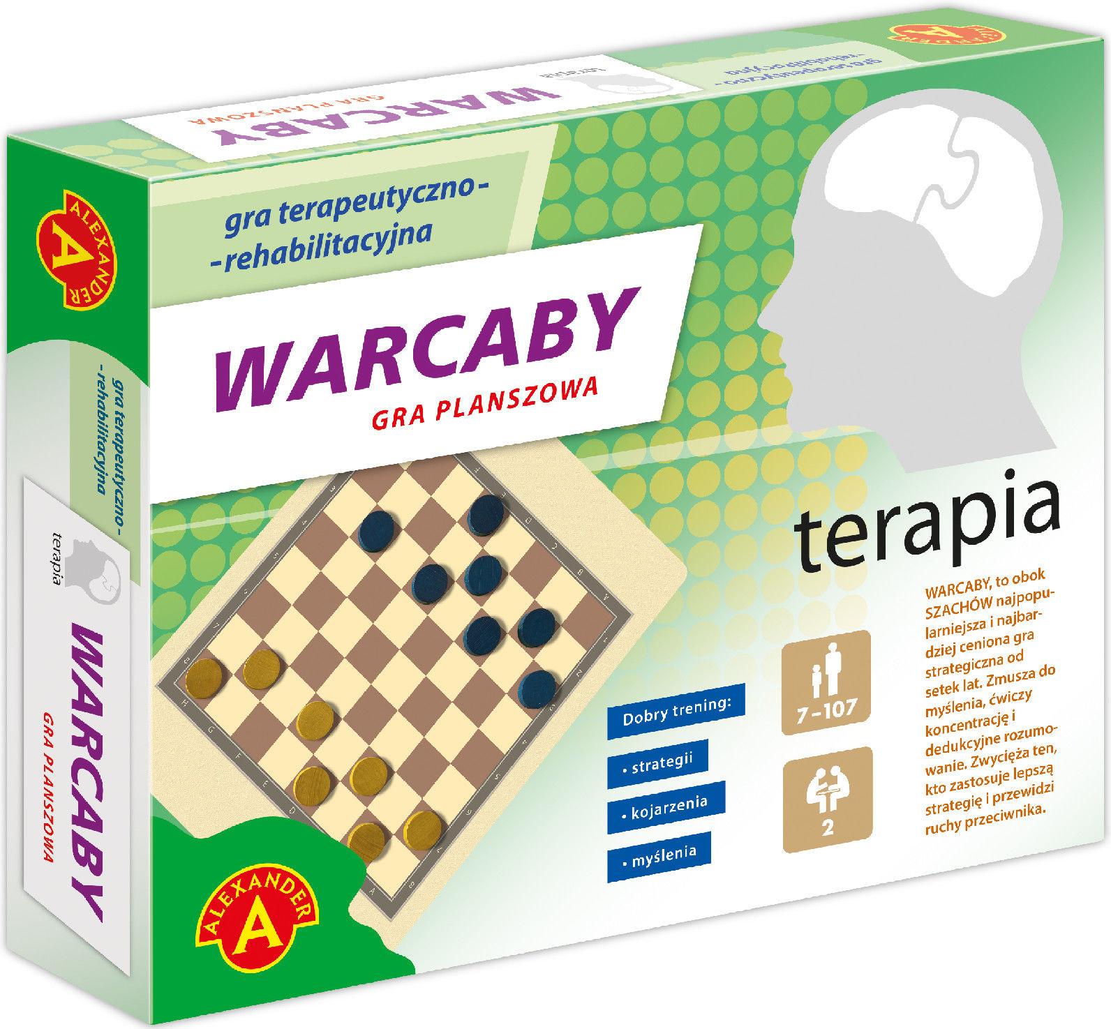 Gra Terapia Warcaby