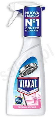Viakal Fresco Profumo - Włoski odkamieniacz w sprayu (Nowa odsłona 500 ml)