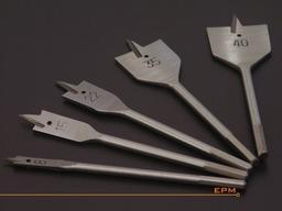 Wiertło łopatkowe średnica 25mm, długość 150mm