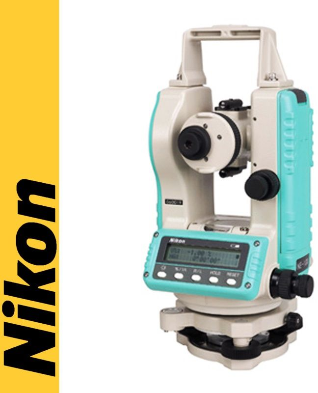 Teodolit elektroniczny NE-100 Nikon