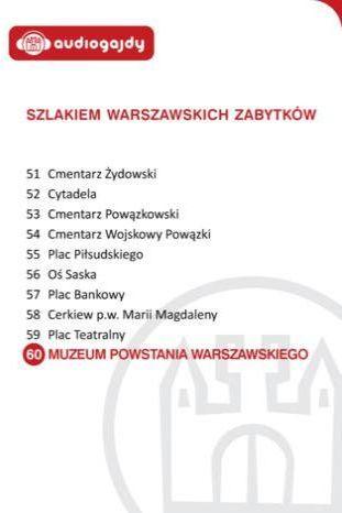 Muzeum Powstania Warszawskiego. Szlakiem warszawskich zabytków - Ebook.