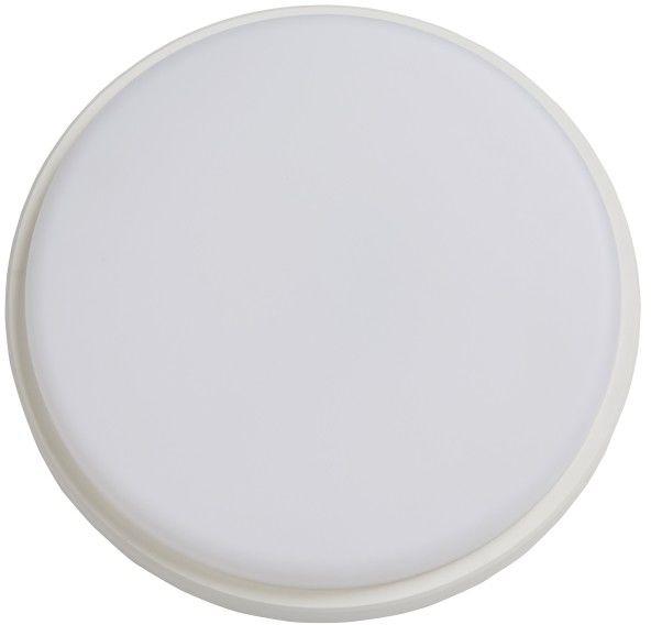 Plafon LED Colours Davenport 4000 K 28 cm biały