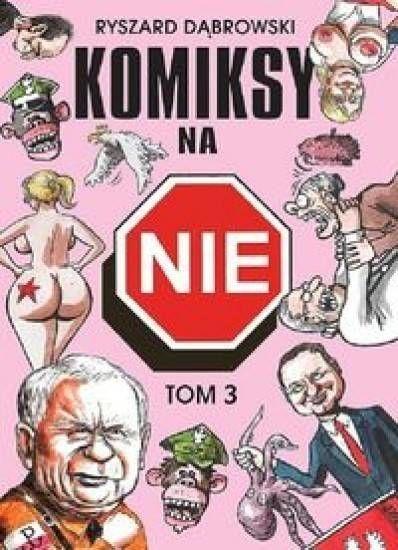 Strefa komiksu Komiksy na NIE cz. 3 - Ryszard Dąbrowski