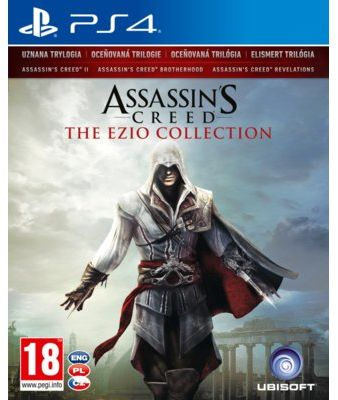 Gra PS4 Assassin s Creed: The Ezio Collection