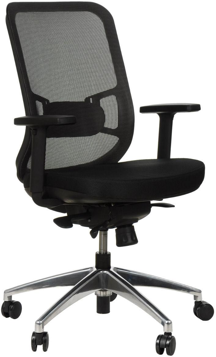 Fotel biurowy GN-310/A szary