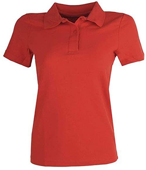 HKM Dorośli koszulka polo damska Stedman-6900 ciemnoniebieska XXL spodnie, 6900 granatowa, XXL