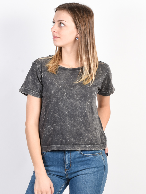 Element SPOTLIGHT ASPHALT t-shirt damski
