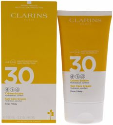 Clarins Body ochrona przed słońcem, 1 opakowanie (1 x 150 ml)