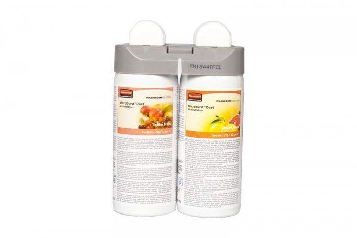 Odświeżacz wkład Microburst Duet Tender Fruits/Citrus Leaves