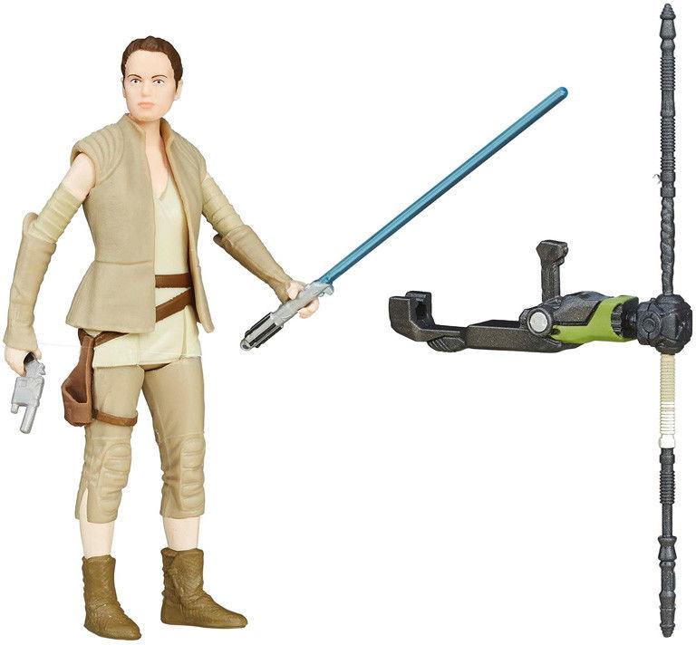 Hasbro Star Wars - Figurka 10 cm. Rey B5667 B3445