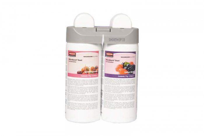 Odświeżacz wkład Microburst Duet Sparkling Fruits/Cotton Berry