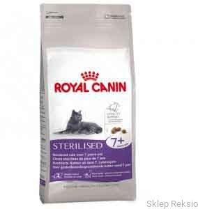 ROYAL CANIN Sterilised (7+) Feline 400g