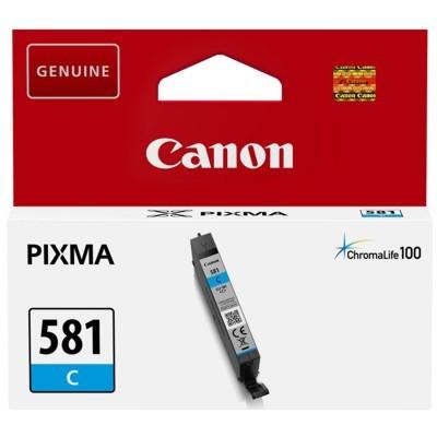 Tusz Oryginalny Canon CLI-581 C (2103C001) (Błękitny) - DARMOWA DOSTAWA w 24h