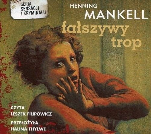 Fałszywy trop Henning Mankell Audiobook mp3 CD