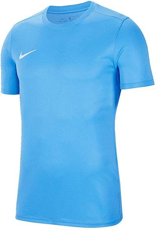 Nike Unisex Dzieci Y Nk Dry Park Vii Jsy Ss T-shirt University Blue/White S