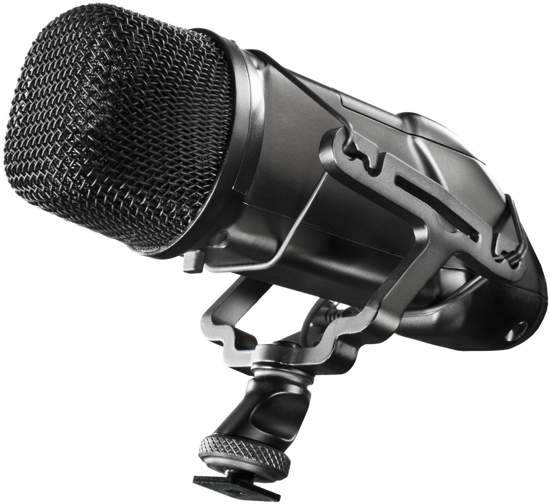 Walimex Pro mikrofon stereo do aparatu DSLR