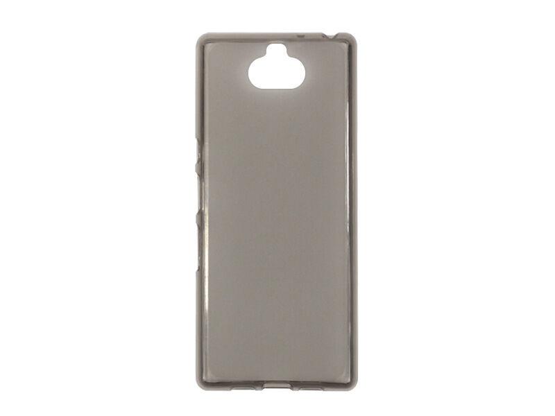 Sony Xperia 10 - etui na telefon FLEXmat Case - czarny