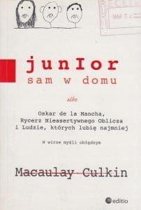 Junior sam w domu - Macaulay Culkin - NOWA