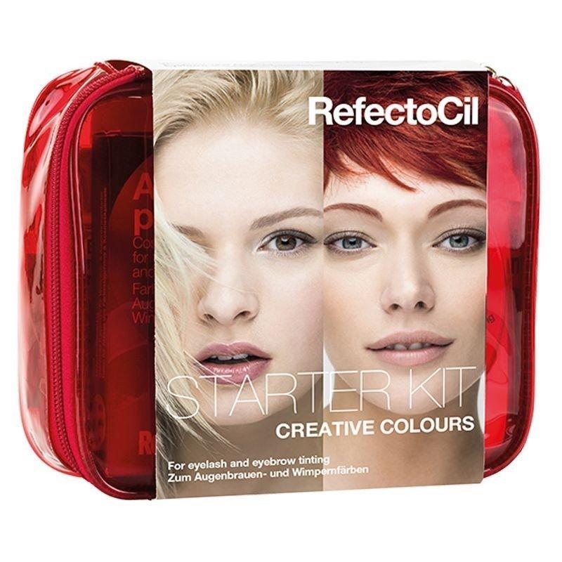 Zestaw refectocil starter kit creativ colours