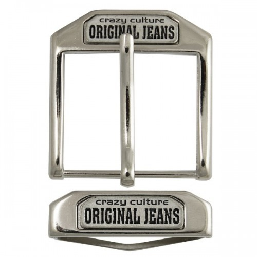 Klamra 40mm do Paska + szlufka Jeans