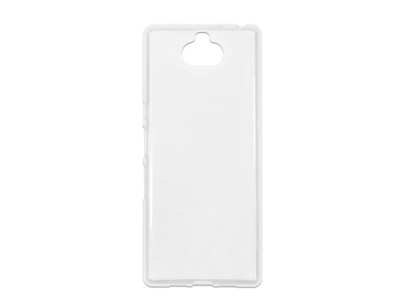 Sony Xperia 10 - etui na telefon FLEXmat Case - biały