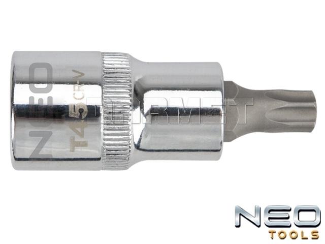 "Nasadka z końcówką Torx 1/2"", T25 x 55MM - NEO TOOLS (08-751)"