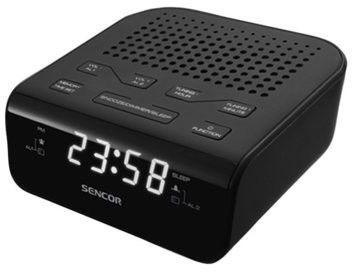 Sencor SRC 136 B budzik radiowy