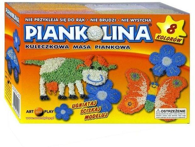Piankolina 8 kolorów - Art. and Play