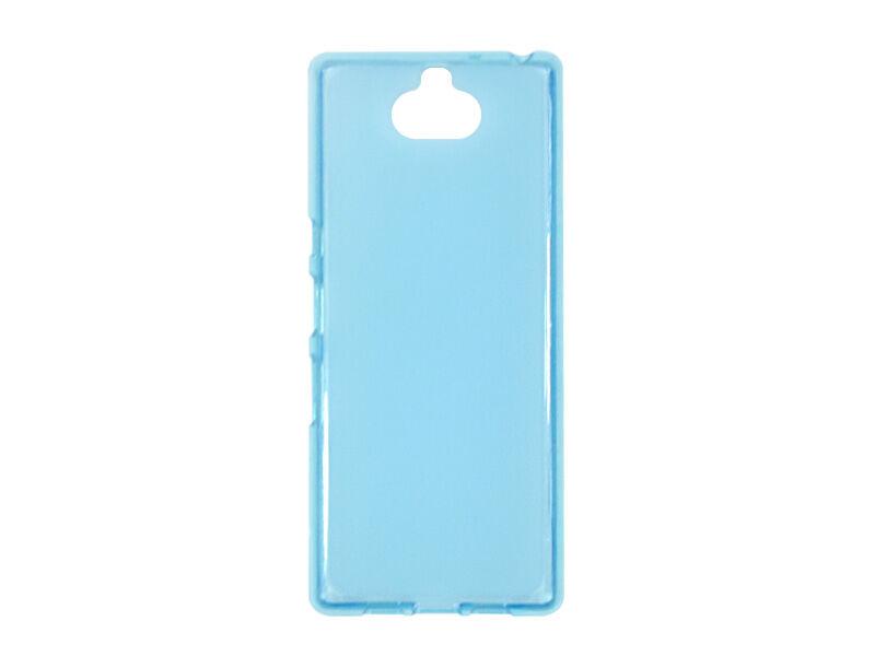 Sony Xperia 10 - etui na telefon FLEXmat Case - niebieski