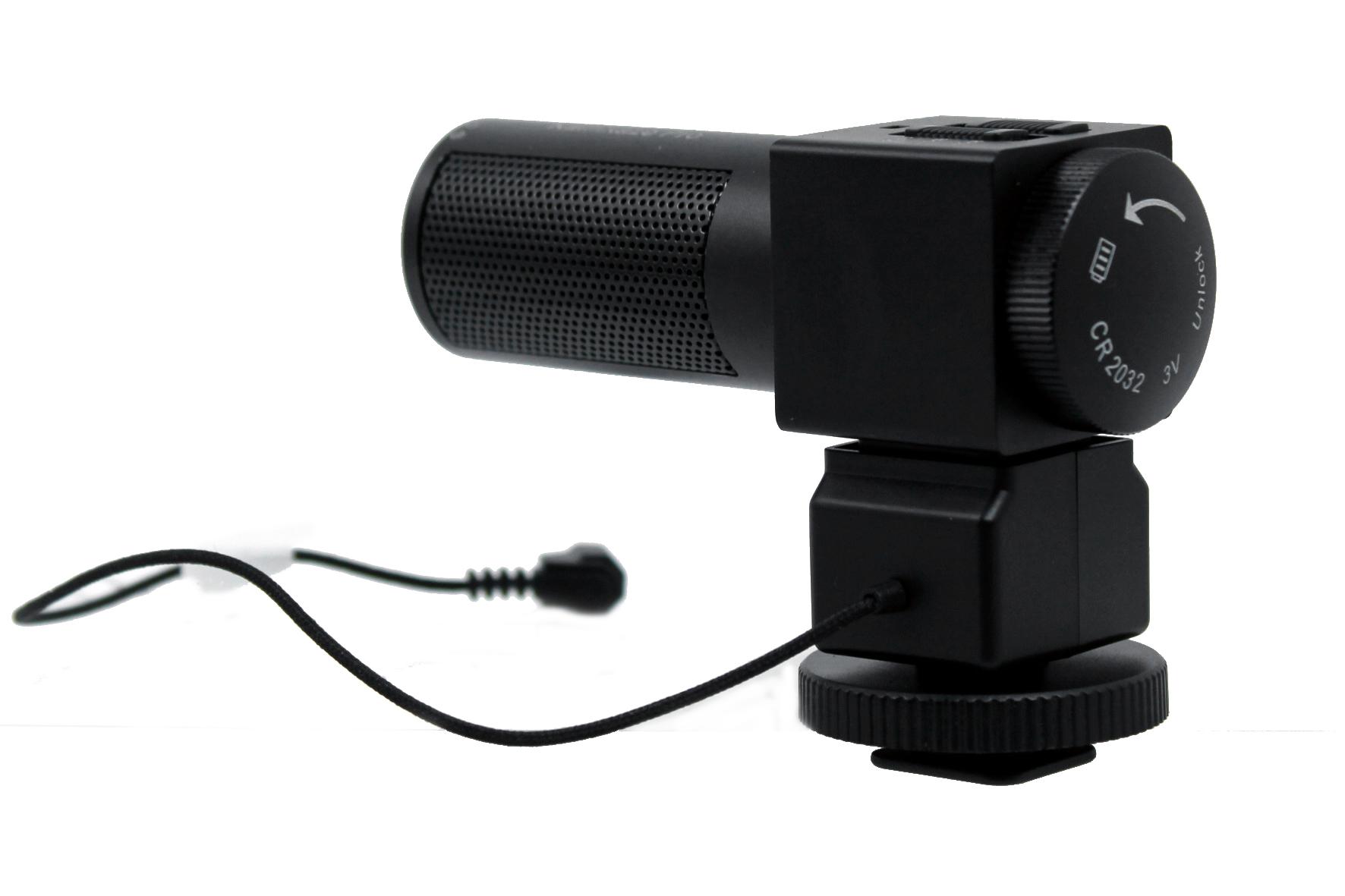 Nowsonic Kamikaze Pro - mikrofon pojemnościowy stereo DSLR / nakamerowy Nowsonic Pro- mikrofon do aparatów