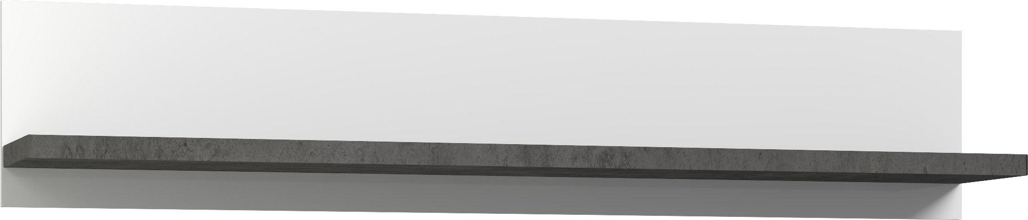 Półka wisząca Brugia LCJB01