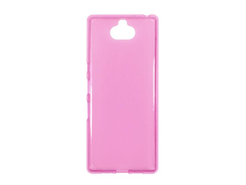 Sony Xperia 10 - etui na telefon FLEXmat Case - różowy