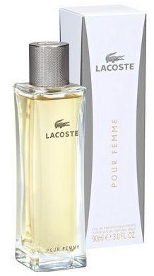 Lacoste Pour Femme woda perfumowana - 50ml Do każdego zamówienia upominek gratis.