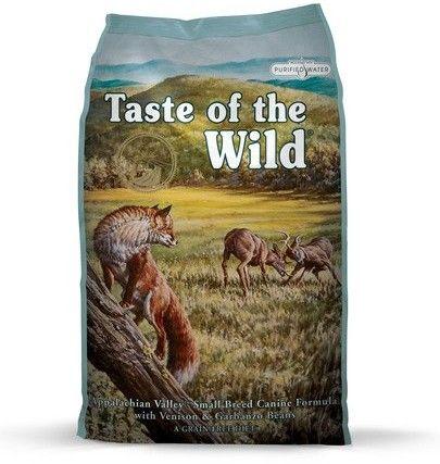 TASTE OF THE WILD Appalachian Valley 12.2 KG