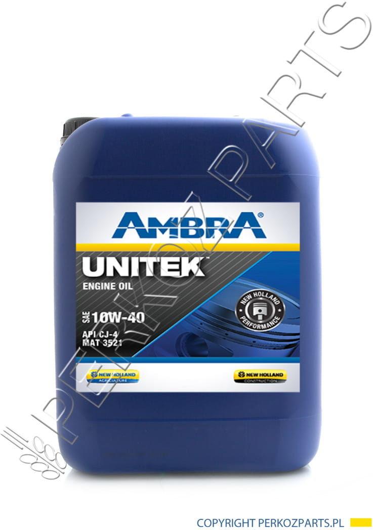 Olej AMBRA UNITEK SCR 10W40 BAŃKA 20L