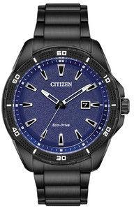 Zegarek męski Citizen Gents Eco-Drive Bracelet WR100 AW1585-55L