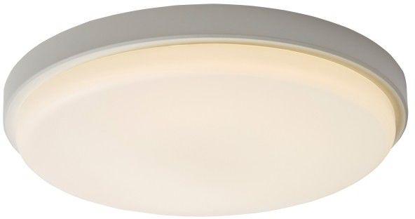 Plafon LED Colours Davenport 4000 K 35 cm biały