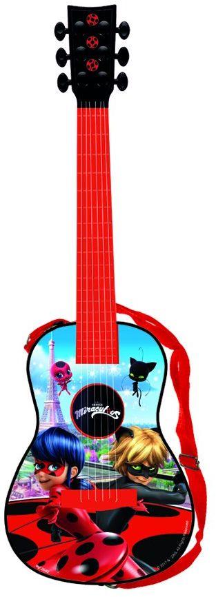 Reig 2682 Ladybug gitara elektryczna