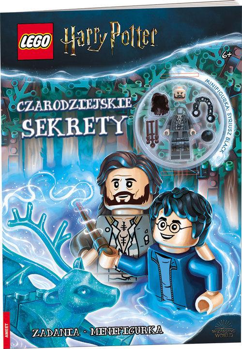 LEGO Harry Potter Czarodziejskie sekrety ZAKŁADKA DO KSIĄŻEK GRATIS DO KAŻDEGO ZAMÓWIENIA